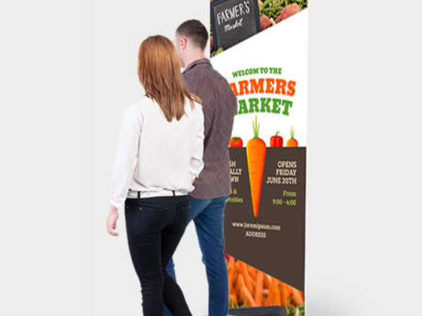 Roller Banners - Standard - Roller Banners - Enigma Print and Design